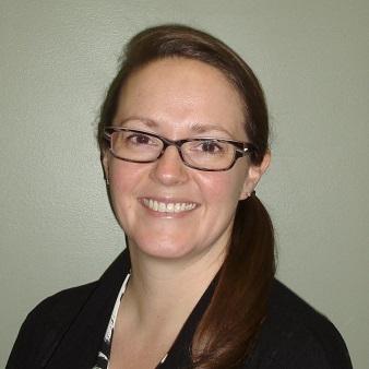 Team member Kate