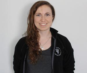 Team member Dr. Borrett